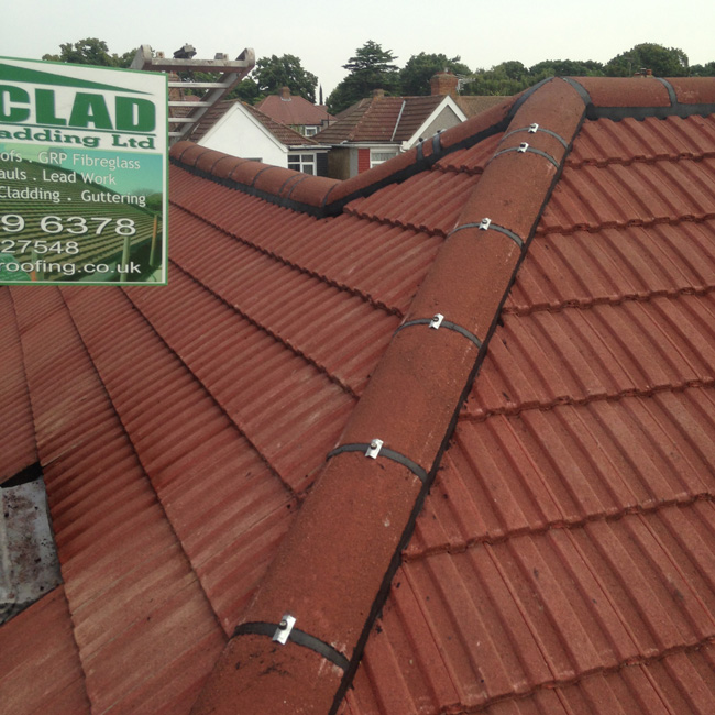 New Roofs Euroclad Roofing Amp Cladding Ltd