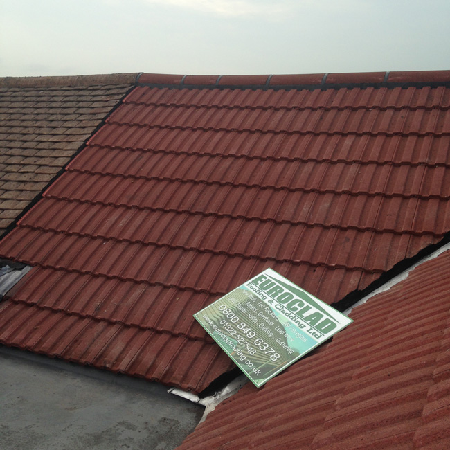 New Roof Example